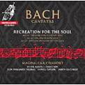 """""""Recreation for the Soul"""" = BACH: Jesu, der du meine Seele; Nach dir, Herr, verlanget mich; Herz und Mund und Tat und Leben – Soloists/Magdalena Consort – Channel Classics"""