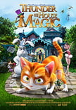 Thunder and the House of Magic, 3D Blu-ray (2014)