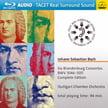 BACH: Six Brandenburg Concertos – Stuttgart Ch. Orch. – Tacet (audio-only Blu-ray)