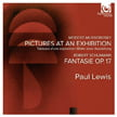 SCHUMANN: Fantasie in C Major; MUSSORGSKY: Pictures at an Exhibition – Paul Lewis, piano – Harmonia mundi