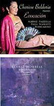 """Evocación"" – Works of FALLA, PIAZZOLLA, ALBENIZ, D. SCARLATTI & BUENCAMINO [TrackList follows] – Charisse Baldoria, piano – Blue Griffin""Elevation – The Upper Air"" – Bernie Worrell, piano – M.O.D. Technologies"