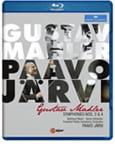 MAHLER: Symphonies Nos. 3 & 4 – Paavo Jarvi conducts, Blu-ray (2015)
