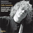 PROKOFIEV: Cello Concerto in E minor; March No. 10 from Music for Children; SHOSTAKOVICH: Cello Concerto No. 1 in E Flat Major – Steven Isserlis, cello/ Frankfurt Radio Sym. Orch./ Parva Järvi – Hyperion
