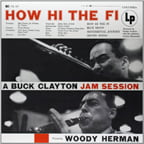 Buck Clayton – How High The Fi – A Buck Clayton Jam Session – Columbia (1954)/ Pure Pleasure – double vinyl