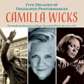 Camilla Wicks, violin – Five Decades of Treasured Performances = with Norwegian Radio Orch., Hollywood Bowl Sym., Stockholm Royal Philharmonic etc. – Music & Arts (6 CDs)
