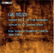 NIELSEN: Symphonies Nos. 2 & 6 – Royal Stockholm Philharmonic/ Sakari Oramo –  BIS