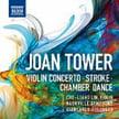 JOAN TOWER: Violin Concerto; Stroke; Chamber Dance—Cho-Liang Lin, v./ Nashville Sym./Giancarlo Guerrero—Naxos