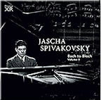 Vol. 2 from Romantic pianist Jascha Spivakovksy offers a diversity of musical styles, each approached as passionately and reverently.