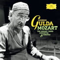 Friedrich Gulda (pianist, incl. jazz) plays MOZART works – New Sym. Orch. of London/ Anthony Collins/ Orch. led by Paul Angerer (K. 453)/ Vienna Philharmonic/ Claudio Abbado – DGG (10 CDs)