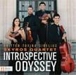 Introspective Odyssey – Skyros Quartet – Music by BRITTEN, TURINA & SIBELIUS – Parma Recordings/ Navona