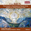 FRITZ BRUN: Vol. 5 – Piano Concerto, Divertimento, Variations – Adriano cond. – Guild