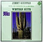 Jimmy Giuffre – Western Suite – Atlantic/ Pure Pleasure – vinyl