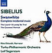 SIBELIUS: Swanwhite; Odian; A Lonely Ski Trail; The Countess' Portrait – Segerstam cond. – Naxos