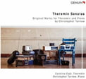 Theremin Sonatas – Original Works for Theremin & Piano – Carolina Eyck, Theremin/ Christopher Tarnow, piano – CD with a single video – Genuin Classics