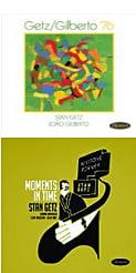 Stan Getz & Joao Gilberto  – Getz/Gilberto '76 – Resonance / Stan Getz – Moments in Time – Resonance