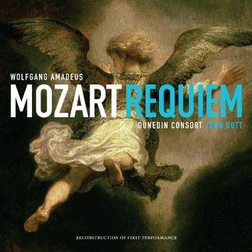 MOZART: Requiem, Soloists /Dunedin Consort/ John Butt – Linn vinyl