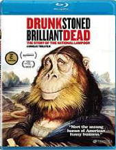 Drunk Stoned Brilliant Dead – The Story of the National Lampoon, Blu-ray (2016)