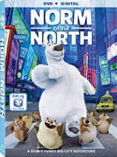 Norm of the North, Blu-ray (2016)