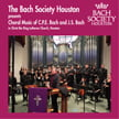 BACH: Cantatas 131, 147, 35; Prelude in c; CPE BACH: Magnificat – The Bach Choir and Orch. Houston/ Rick Erickson/ Sigurd Melvaer Øgaard, organ cont./ soloists – HDTT