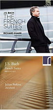 Two complete French Suites of BACH – HM (harpsichord) & Resonus (clavichord)