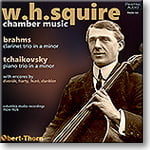 W.H. Squire (cello) in Chamber Music of BRAHMS, DVORAK, TCHAIKOVSKY, HARTY, DUNKLER – Pristine Audio