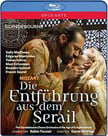 MOZART: Die Entfuhrung aus dem Serail (comp. opera), Blu-ray (2015)
