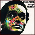 Baden Powell, guitar – Images On Guitar – MPS vinyl