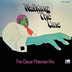 Oscar Peterson Trio – Walking The Line – MPS vinyl