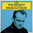 """""""Under Stalin's Shadow"""" = SHOSTAKOVICH: Symphonies Nos.  5 in d, 8 in c, 9 in E-flat; Suite from Hamlet – Boston SO/ Andris Nelsons – DGG (2 CDs)"""