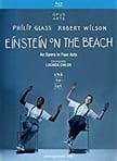 PHILIP GLASS & ROBERT WILSON: Einstein on the Beach, Blu-ray (2016)
