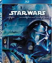 Star Wars, remastered – (A New Hope – IV 1977, The Empire Strikes Back – V 1980, Return of the Jedi – VI 1983), Blu-ray (2011)