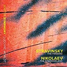 STRAVINSKY: The Firebird; NIKOLAEV: The Sinewaveland – Homage to Jimi Hendrix – Seattle Sym. Orch./Ludovic Morlot – Seattle Symphony Media