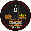 Horace Andy – Straight To Hell – Fe True Records – 45 rpm
