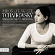 """Works for Violin & Orchestra"" = Music by TCHAIKOVSKY – Moonkyung Lee, v./London Sym. Orch./ Miran Vaupoticthe – Navona"