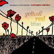Jasmine Lovell-Smith's Towering Poppies – Yellow Red Blue – Paint Box