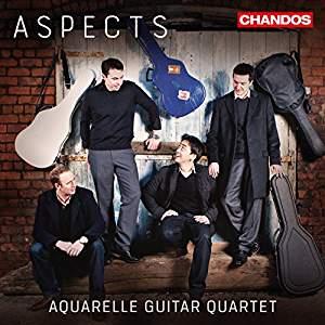 """""""Aspects"""" = Aquarelle Guitar Quartet – Chandos"""