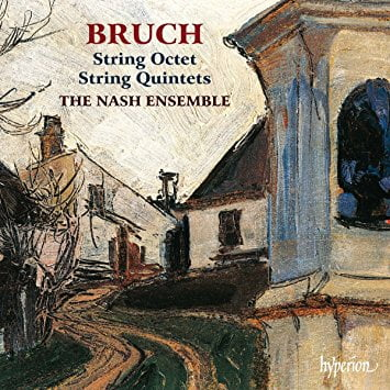 BRUCH: String Octets; String Quintet – The Nash Ensemble – Hyperion