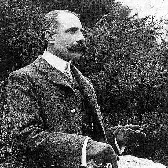 Poetics — Elgar, Listening