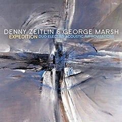 Denny Zeitlin & George Marsh – Expedition – Sunnyside Records