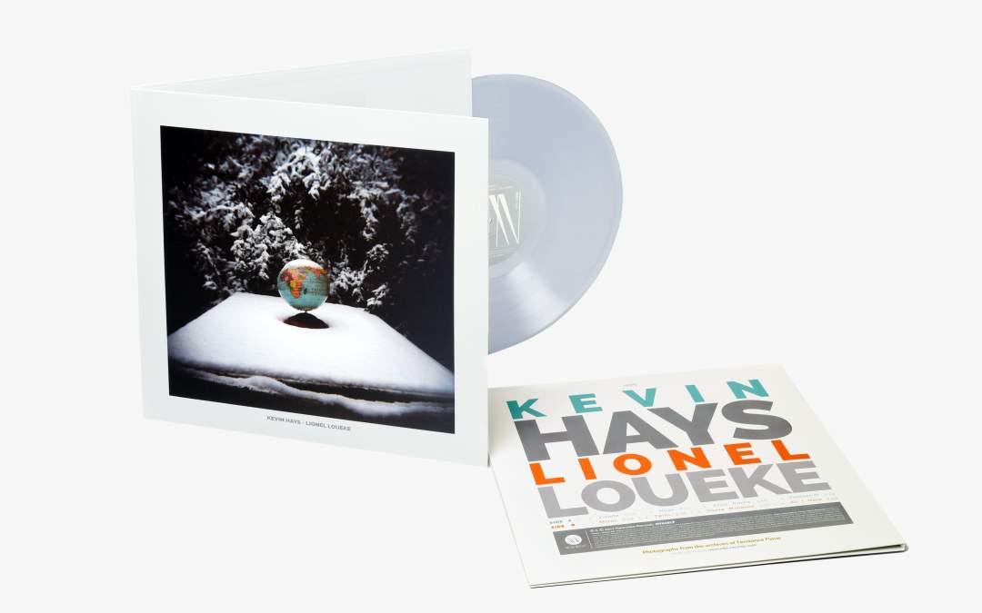 Kevin Hays & Lionel Loueke – Hope – Newvelle Records