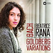 BACH: Goldberg Variations – Beatrice Rana – Warner Classics
