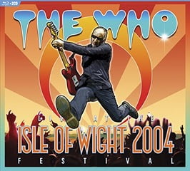 The Who – Isle Of Wight 2004 (Blu-ray + 2 CDs) – 2017