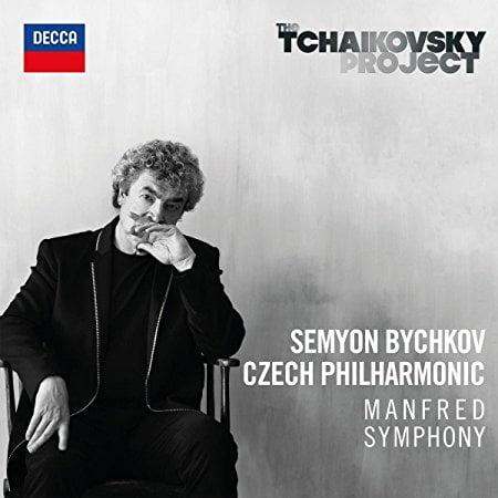 TCHAIKOVSKY: Manfred Symphony – Czech Philharmonic/ Semyon Bychkov – Decca