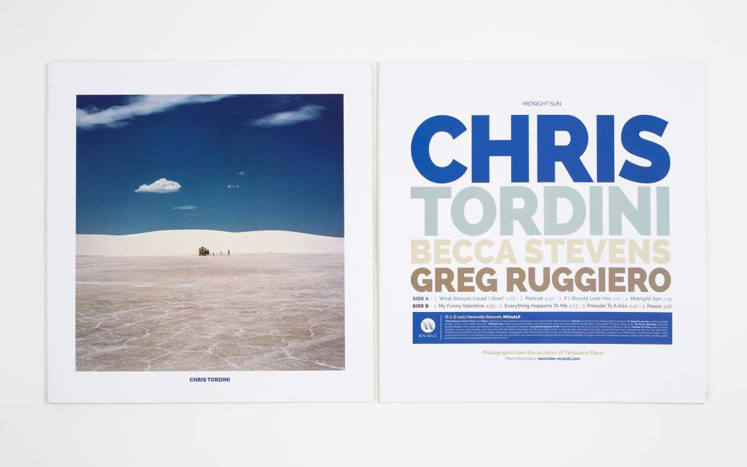 Chris Tordini – Midnight Sun – Newvelle