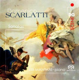 Scarlatti Sonatas:  Angela Hewitt, Eri Mantani, Yevgeny Sudbin
