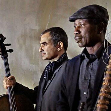 Ballaké Sissoko and Vincent Ségal  — Kora Jazz Concert, 24 October