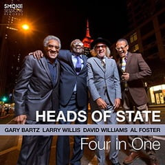 Heads Of State – Four In One – Smoke Sessions