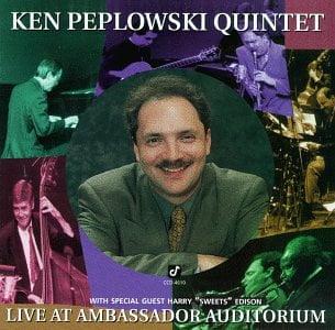 Ken Peplowski Quintet – Live At Ambassador Auditorium – Concord Jazz
