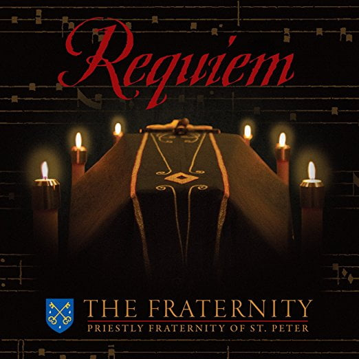 Requiem: The Fraternity (Priestly Fraternity of St. Peter)  Stereo CD – Sony Classical