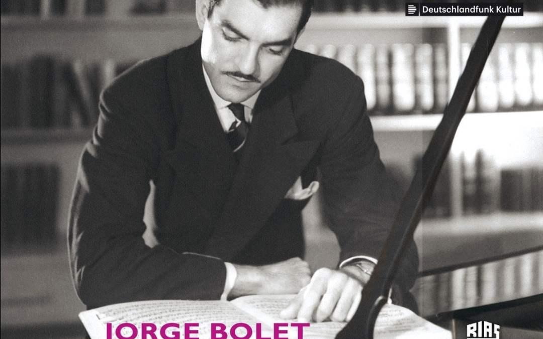 LISZT: Piano Concerto Nos. 1 & 2; Petrarch Sonnets; Tannhauser Overture – Jorge Bolet, piano/ Lawrence Foster/ Edo de Waart – Audite